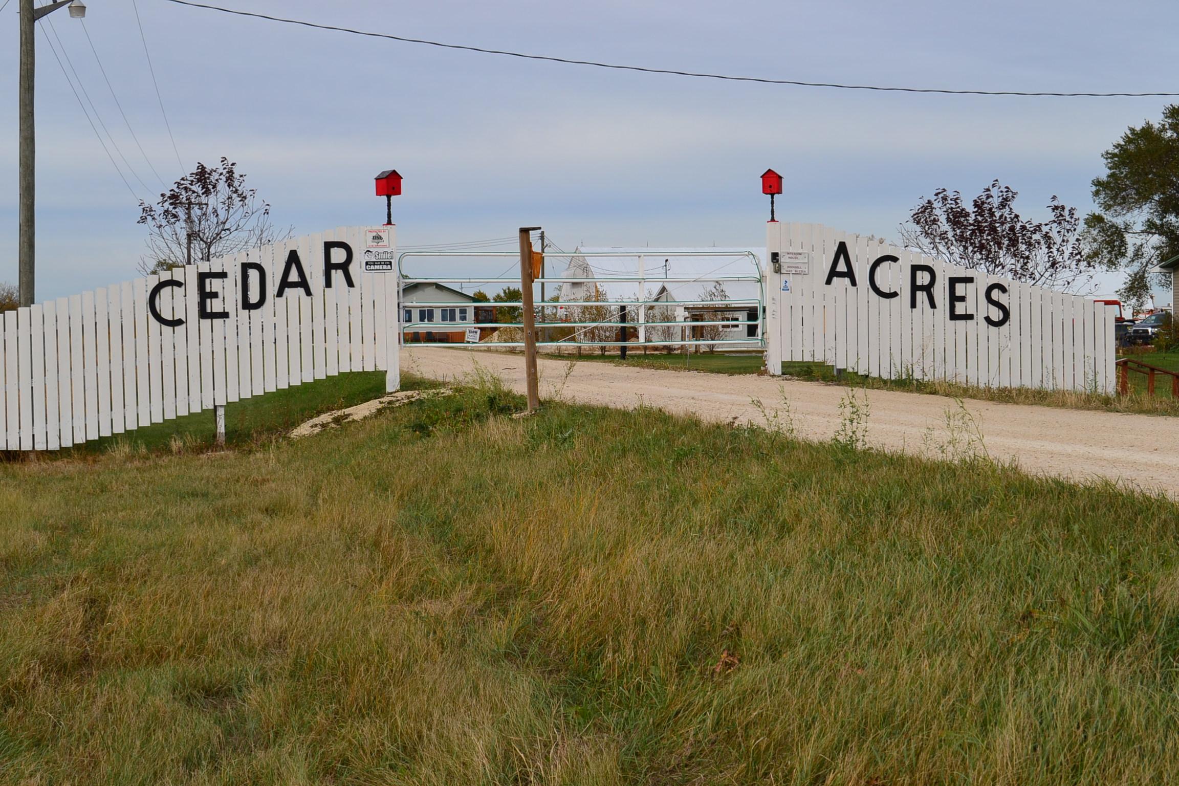 Cedar Acres Storage