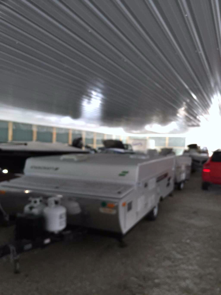Building 4 Heated Indoor Storage Cars Amp Small Trucks
